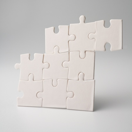 Assemble the puzzle piece by piece