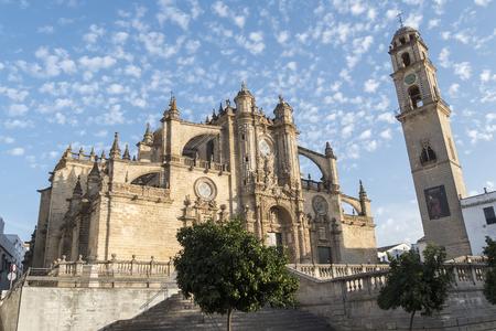 Jerez de la frontera Cathedral, Spain