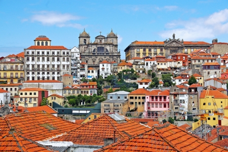 Porto is a charming town which has lain on the hills with the mouth of the river Douro  She belongs on account of her historical buildings and noteworthy monuments