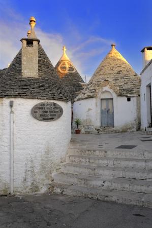Foto per Trulli - Alberobello BA - Immagine Royalty Free