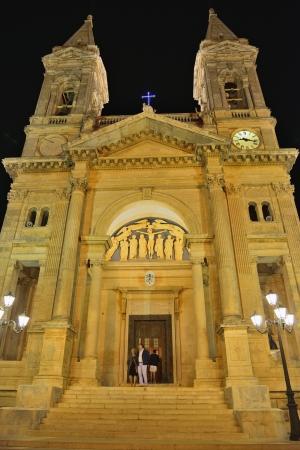 Foto per Basilica of Saints Cosma and Damiano - Alberobello BA - Immagine Royalty Free