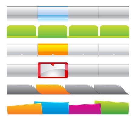 web navigation templates 01