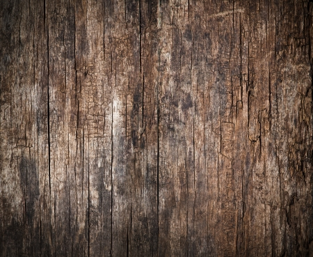 Old, cracked wood background, high resolutionの写真素材