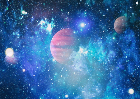 Photo for Planet - Elements of this Image Furnished by NASA - Royalty Free Image