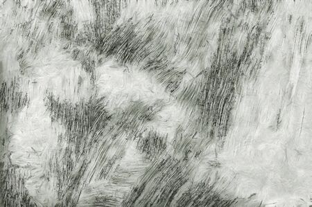 Foto de White color texture pattern abstract background high resolution. - Imagen libre de derechos