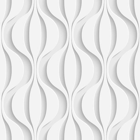 Ilustración de Vector Abstract Seamless Psychedelic Pattern - Imagen libre de derechos
