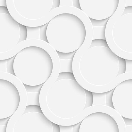 Ilustración de Vector Abstract Seamless Geometric Pattern - Imagen libre de derechos