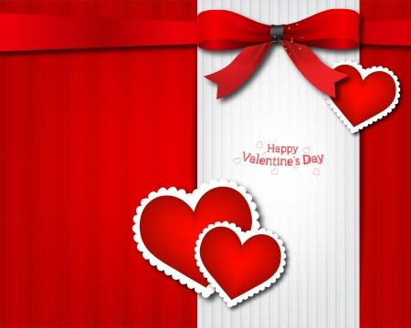 The Valentine s day  Invitation card