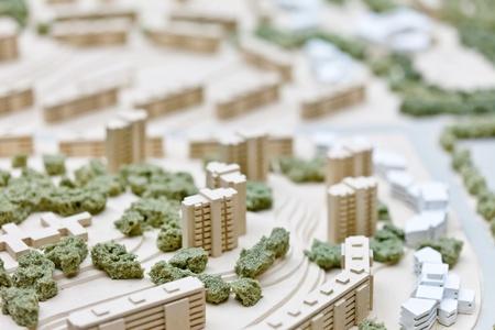 Foto de model of a building  - Imagen libre de derechos