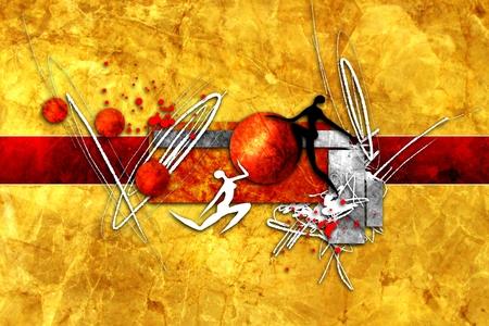 Photo pour abstract color design art illustration - image libre de droit