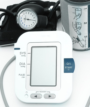 Blood pressure devices-new and old technology
