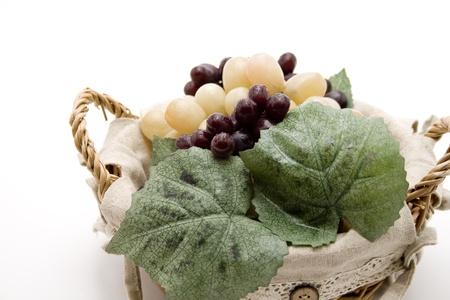 Wine grapes in the phloem basket