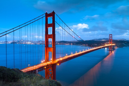 Golden Gate, San Francisco California