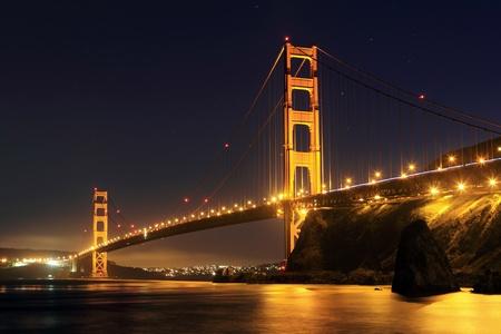 Photo pour Golden Gate, San Francisco California - image libre de droit