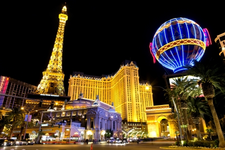 Paris hotel and casino, Las Vegas
