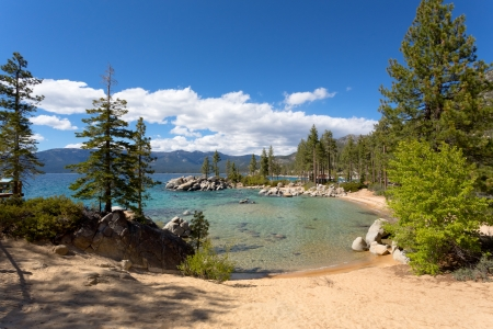Lake Tahoe Sandy Beach