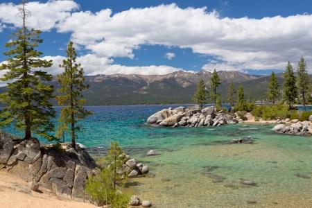 Lake Tahoe Tranquility