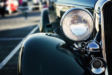 Photo pour Classic American car - image libre de droit