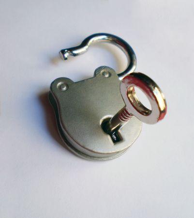 Photo pour open palock - image libre de droit