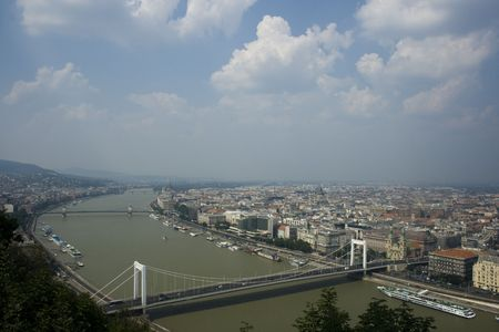 Budapest in the day