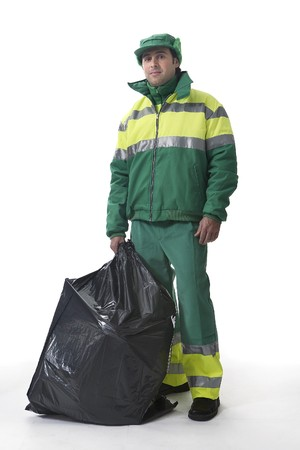 Dustman, Refuse Collector