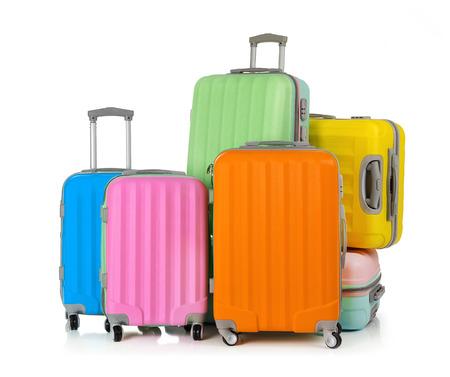 Photo pour Luggages - image libre de droit