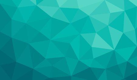 Illustration pour Digital art water style geometric abstract texture, vector illustration - image libre de droit