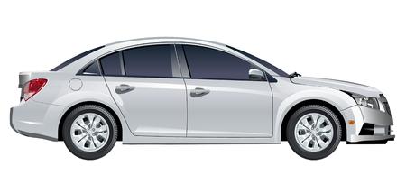 Ilustración de car - Imagen libre de derechos