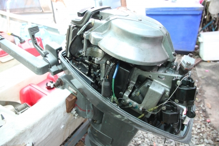 Zoom Outboard engines
