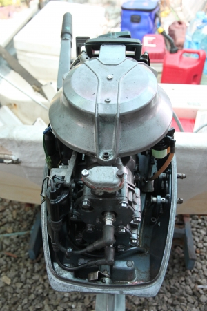 Outboard engines Internal