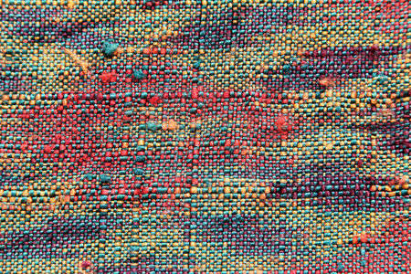 Pattern of woven fabric colorful for the background design.