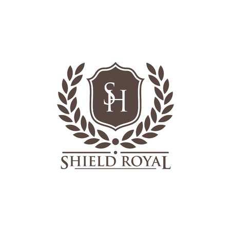 Shield Vector Template