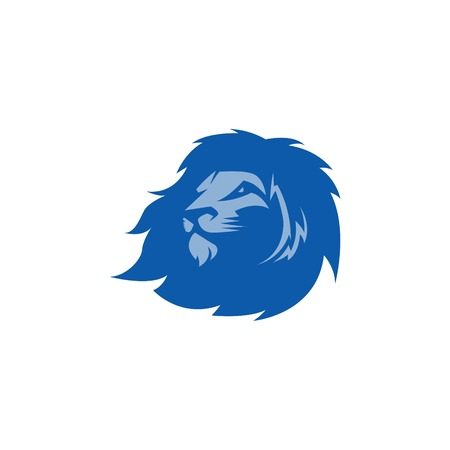Lion Sport Logo Vector Template