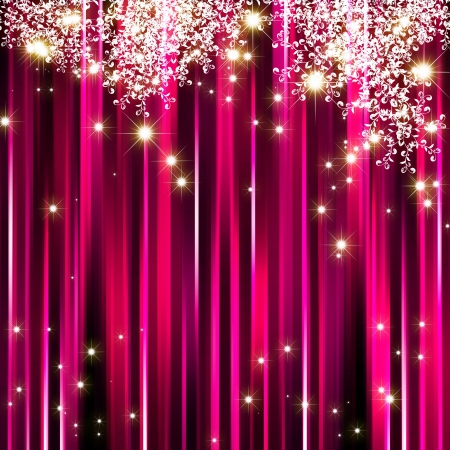 abstract sparkle pink background