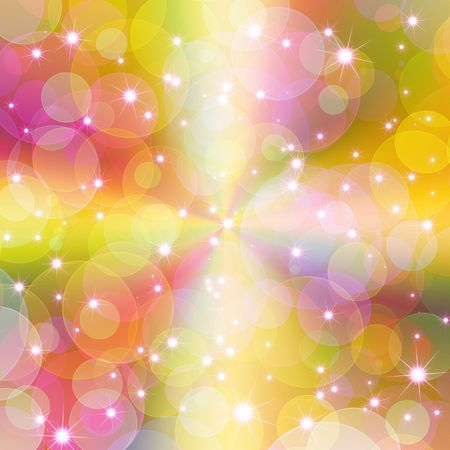 abstract sparkle colorful background