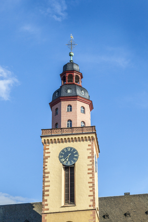 St. Catherine Church is the largest Lutheran church in Frankfurt am Main, Germany