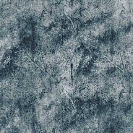 Foto de Digital Grunge Blue with black abstract textured background - Imagen libre de derechos
