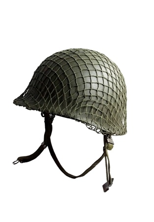 helmet US army WW II