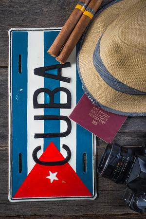 Holiday preparation, destination Cuba