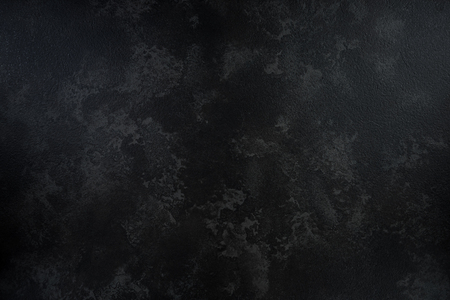 Foto de Dark granite or marble texture abstract background. - Imagen libre de derechos