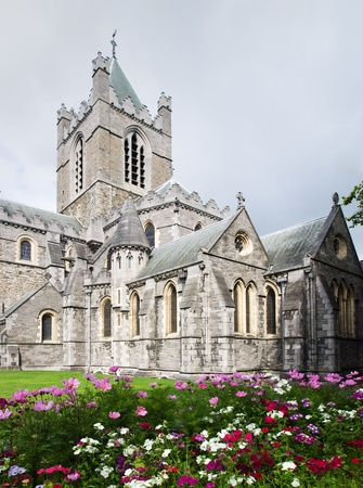 St. Christ Church in Dublin, Ireland