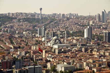 Photo for Ankara, Capital city of Turkey  - Royalty Free Image