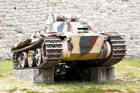 Second World War Tank, Model  PzKpfw I Ausf F VK 1801