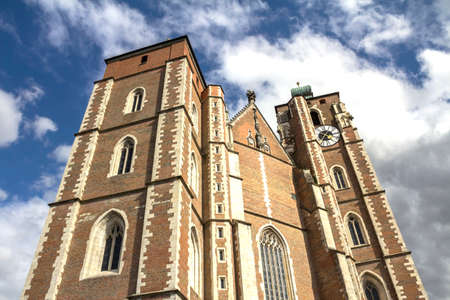 The cathedral of Ingolstadt, Liebfrauenmuenster