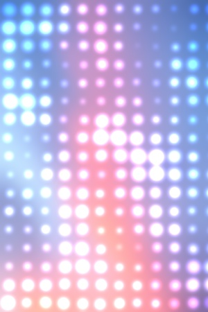 christmas lights; blurred coloured lights at night