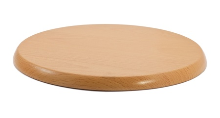 Wooden tray for food products