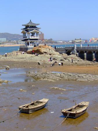 Xingcheng Seaside pavilion