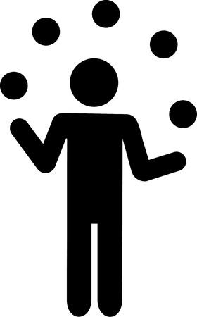 Juggling Pictogram
