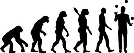 Juggler Evolution
