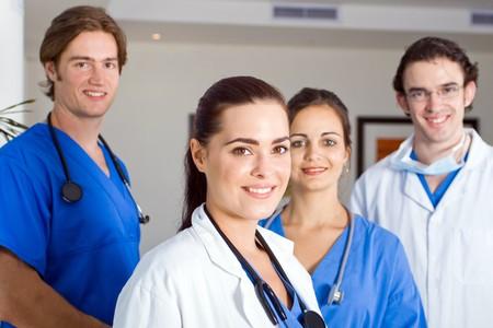 Photo pour medical interns - image libre de droit